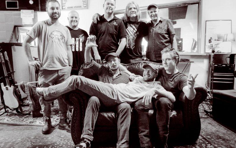 The Church & DGS Crew