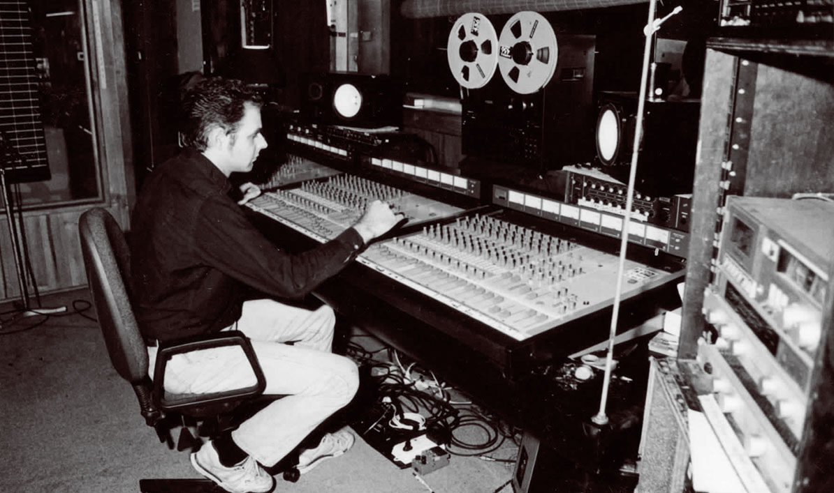Marshall Cullen on consoles Spys, Gurus, and other demos 80s