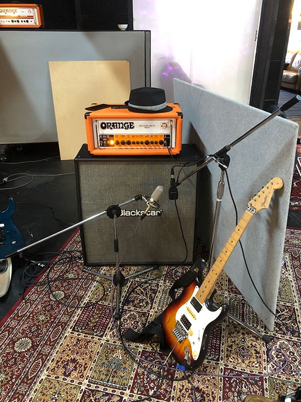 Rhythm Guitar Amp
