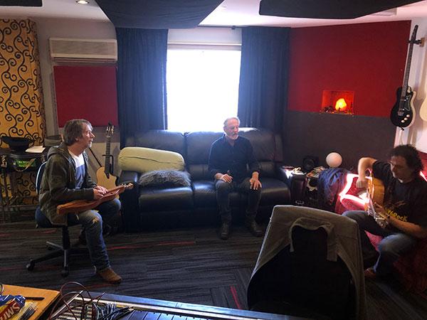 Roger, Steve & Gareth