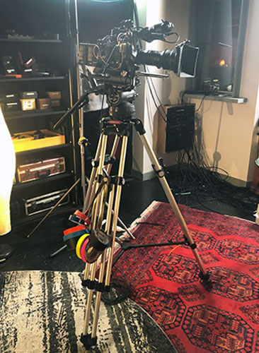 Serious Camera