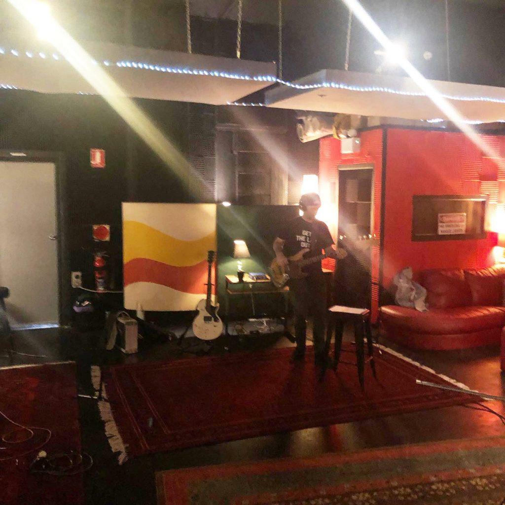 Bass - The Fields at Damien Gerard Studios